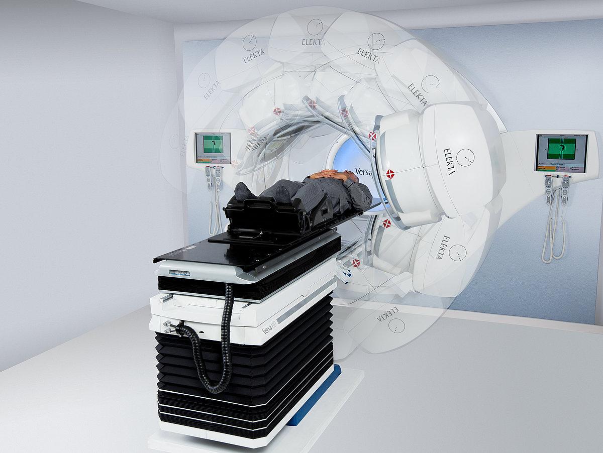 Strahlentherapie Charite